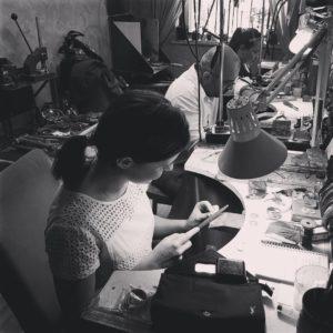 Mario Designer Jewellers workshop